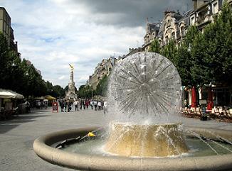La Place D 39 Erlon De Reims
